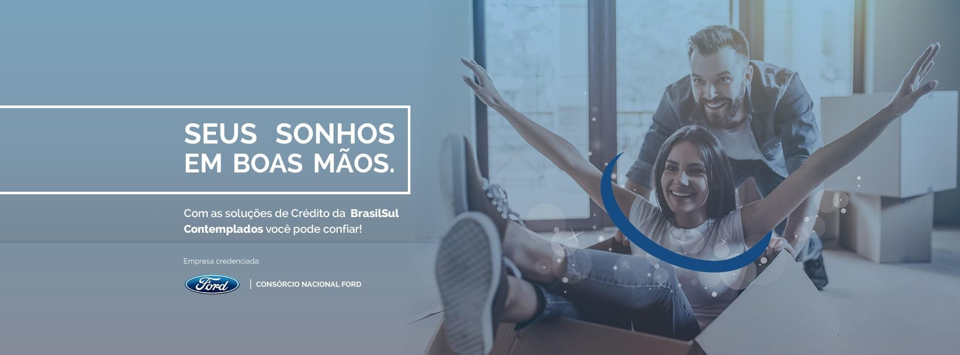 Créditos Brasil Sul Contemplados